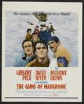 """Movie Posters:Adventure, The Guns of Navarone Lot (Columbia, 1961). Window Cards (2) (14"""" X18"""" and 14"""" X 17.5""""). Adventure.. ... (Total: 2 Items)"""