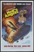 """Movie Posters:War, Hell's Angels (Universal, R-1979). One Sheet (27"""" X 41""""). War.. ..."""