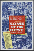 "Movie Posters:Documentary, Some of the Best (MGM, 1949). One Sheets (2) (27"" X 41""). Documentary.. ... (Total: 2 Items)"