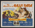 "Movie Posters:Adventure, The Adventures of Hajji Baba (20th Century Fox, 1954). Lobby CardSet of 8 (11"" X 14""). Adventure.. ... (Total: 8 Items)"