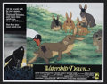 "Movie Posters:Animated, Watership Down (Avco Embassy, 1978). Lobby Card Set of 8 (11"" X14""). Animated.. ... (Total: 8 Items)"