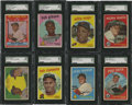 Baseball Cards:Sets, 1959 Topps Baseball Near Set (562/572). ...