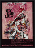 """Movie Posters:Musical, My Fair Lady (Warner Brothers, 1964). Danish Poster (24"""" X 33""""). Musical.. ..."""