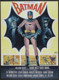 "Movie Posters:Action, Batman (20th Century Fox, 1966). French Grande (47"" X 63""). Action.. ..."