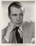 "Movie Posters, Gary Cooper Still (Paramount, 1935). Still (8"" X 10"").. ..."