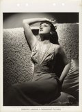 """Movie Posters:Miscellaneous, Dorothy Lamour Still (Paramount, 1939). Keybook Still (8"""" X 11"""").. ..."""