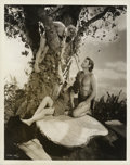 "Movie Posters:Adventure, Tarzan's Secret Treasure (MGM, 1941 Still (8"" X 10"").. ..."