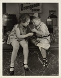 """Movie Posters:Short Subject, Spanky McFarland and Marianne Edwards Publicity Still (MGM, 1936).Still (8"""" X 10"""").. ..."""