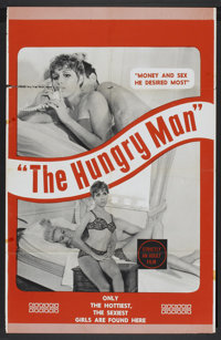 """The Hungry Man Lot (Unknown, 1970). One Sheets (2) (27"""" X 41""""). Adult. ... (Total: 2 Item)"""