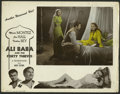 "Movie Posters:Fantasy, Ali Baba and the Forty Thieves (Universal, 1944). Color-Glos Lobby Cards (6) (11"" X 14""). Fantasy.... (Total: 6 Items)"