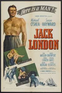 "Jack London (United Artists, 1943). One Sheet (27"" X 41""). Action"