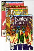 Modern Age (1980-Present):Superhero, Fantastic Four Group (Marvel, 1981-87) Condition: Average NM-....