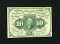 Fractional Currency:First Issue, Fr. 1242 10¢ First Issue Choice New....