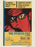 "Movie Posters:Thriller, The Ipcress File (Universal, 1965). Poster (30"" X 40"").. ..."