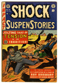 Golden Age (1938-1955):Horror, Shock SuspenStories #9 (EC, 1953) Condition: FN-....