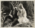 """Movie Posters:Fantasy, James Cagney and Anita Louise in """"A Midsummer Night's Dream""""(Warner Brothers, 1935). Still (8"""" X 10"""").. ..."""