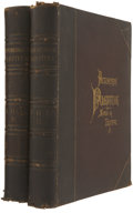 Books:Non-fiction, Colonel [Charles] Wilson, editor. Picturesque Palestine Sinaiand Egypt. New York, 1881. First American edition.... (Total: 2Items)