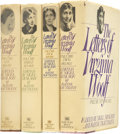Books:First Editions, [Virginia Woolf]. The Letters of Virginia Woolf. NewYork/London, 1975-1979. Stated first edition.... (Total: 4 Items)