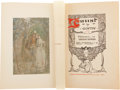 Books:First Editions, Two Works Illustrated by Willy Pogany, including: Goethe.Faust. London, [n.d., circa 1908]. Thirty color pl...(Total: 2 Items)