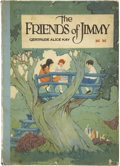 Books:Children's Books, Gertrude Alice Kay. The Friends of Jimmy. New York: TheWise-Parslow Company, [n.d.]. Illustrations by the auth...