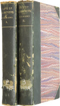 Books:First Editions, Charles Dickens, editor. The Life of Charles JamesMathews. London, 1879.... (Total: 2 Items)