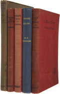Books:First Editions, W. Somerset Maugham. Five First Edition Plays,... (Total: 5Items)