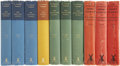 Books:Fiction, W. Somerset Maugham. Ten Volumes of Collected Works,... (Total: 10Items)