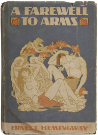 Ernest Hemingway. A Farewell To Arms. New York: Charles Scribner's Sons, 1929