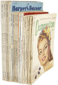 Books:Periodicals, W. Somerset Maugham. Four Maugham Magazine Serializations,...(Total: 15 Items)