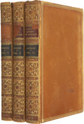 Books:First Editions, Charles Dickens. A Child's History of England in threevolumes:...