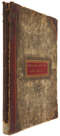 Books:Non-fiction, William Bradford. Sketches of the Country, Character, andCostume, in Portugal and Spain,...