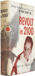 Books:Signed Editions, Robert A. Heinlein. Revolt in 2100. Chicago: ShastaPublishers, 1953....