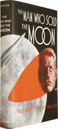 Books:Signed Editions, Robert A. Heinlein. The Man Who Sold the Moon. Chicago:Shasta Publishers, 1950....