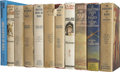 Books:Fiction, Edgar Rice Burroughs. The Complete Mars Series - All Eleven Titles,including:... (Total: 11 Items)