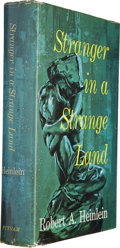 Books:First Editions, Robert A. Heinlein. Stranger in a Strange Land. New York: G.P. Putnam's Sons, 1961....