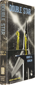 Books:First Editions, Robert A. Heinlein. Double Star. Garden City: Doubleday& Company, 1956....