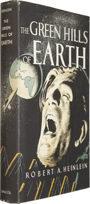 Robert A. Heinlein. The Green Hills of Earth. Chicago: Shasta Publishers, 1951