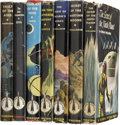 Books:Fiction, Winston Science Fiction Series. Seven Titles,... (Total: 7 Items)