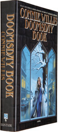 Books:Signed Editions, Connie Willis. Doomsday Book. New York: Bantam Books, [1992]....