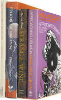 Books:First Editions, Harlan Ellison. Four First Editions, including:... (Total: 4 Items)