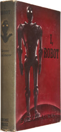 Books:First Editions, Isaac Asimov. I, Robot. New York: Gnome Press, 1950....