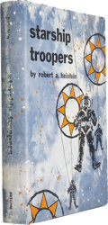 Books:First Editions, Robert A. Heinlein. Starship Troopers. New York: G. P.Putnam's Sons, 1959....