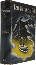 Books:First Editions, L. Sprague de Camp. Lest Darkness Fall. New York: Henry Holtand Co., 1941. First edition....