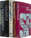 Books:First Editions, Larry Niven. Five First Editions, Two Inscribed, including:...(Total: 5 Items)