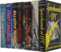 Books:First Editions, Edward E. Smith. Complete Lensmen Series, Plus One - All FirstEditions Published by Fantasy Press,... (Total: 7 Items)