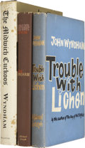 Books:First Editions, John Wyndham. Three First Editions, including:... (Total: 3 Items)