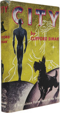 Books:First Editions, Clifford Simak. City. New York: Gnome Press, [1952]. Firstedition....