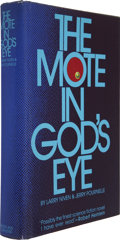 Books:First Editions, Larry Niven and Jerry Pournelle. The Mote in God's Eye. NewYork: Simon and Schuster, 1974. First edition....