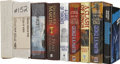 Books:Signed Editions, George R. R. Martin. Eight First Editions, Four Signed,including:... (Total: 8 Items)