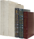 Books:Signed Editions, Three Signed Titles Published by the Easton Press, including: Isaac Asimov. Prelude to Foundation. [and:] Lois... (Total: 3 Items)